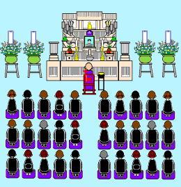 中央葬祭社 葬儀の流れ